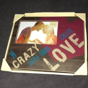 Love Quote Picture Frame